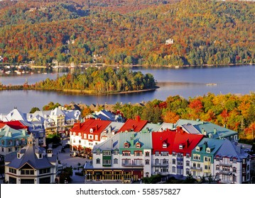 mont tremblant mountains