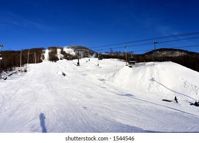 Mont Tremblant Snowboard Park