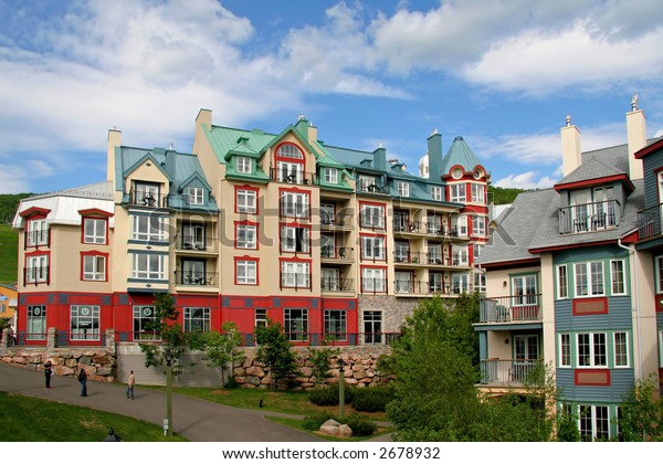 Mont Tremblant in summer