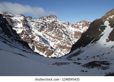 Montagne Toubkal Morocco, peak, trekking, haut atlas, sommet, sumit, oukaimeden