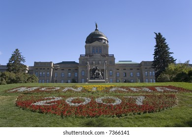 Montana - State Capitol in Helena