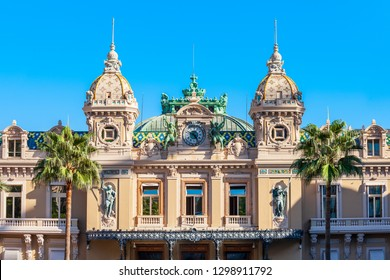 Monte Carlo Casino is an entertainment complex includes casino, Grand Theatre and Les Ballets de Monte Carlo in Monaco