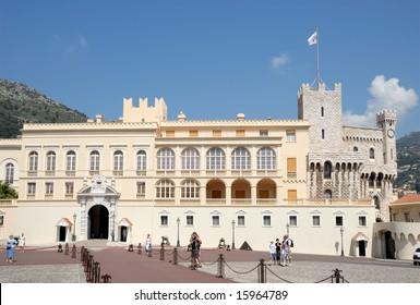 Monte Carlo palace, Monaco
