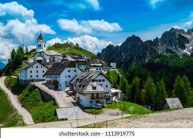Monte Lussari Tarvisio