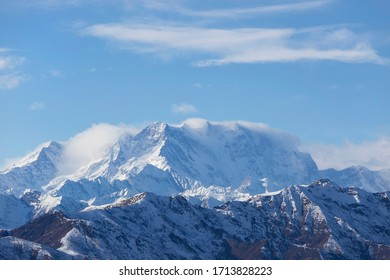 The Monte Rosa Massif, Italy