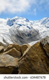 Monte Rosa, Switzerland