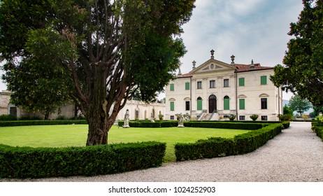 Montecchio Maggiore(Vicenza, Veneto, Italy) - Villa Cordellina Lombardi, built in 18th century