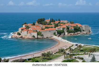 Montenegro. Stefan Resort