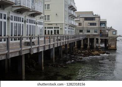 Monterey Oceanfront Pier