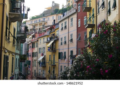 Monterosso al Mare, province of La Spezia, part of the region of Liguria, Italy. It is one of the five villages in Cinque Terre.