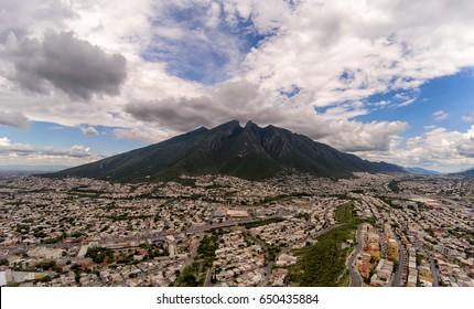 Monterrey Cerro de la silla