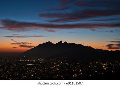 Monterrey Mexico city