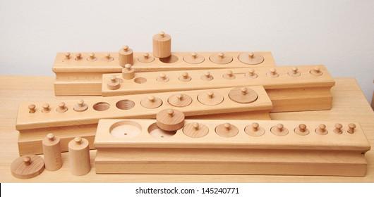 Montessori material