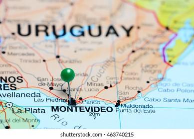 Uruguay Map Images, Stock Photos & Vectors | Shutterstock