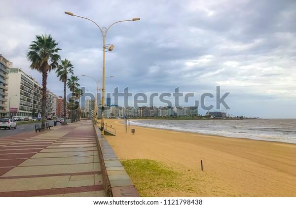 Montevideo Uruguay Cityscapes