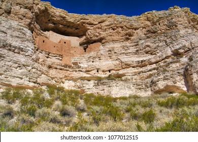 Montezuma Castle in Arizona