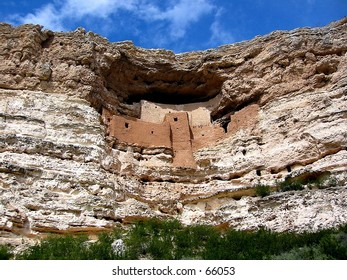 Montezuma Castle near Phoenix, AZ