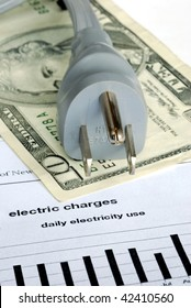 The monthly electric bill is very expensive