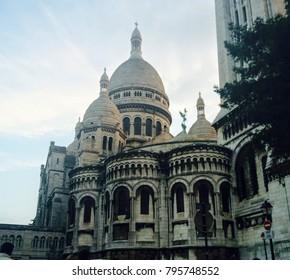 Sacré-Cœur Montmarte Paris France