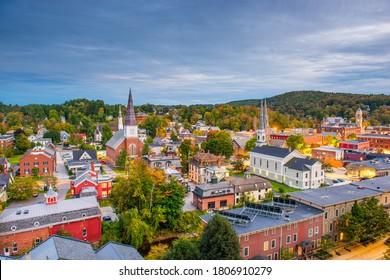 Montpelier, Vermont, ville des États-Unis.