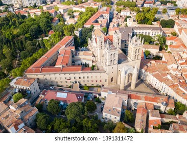 Montpellier Cathedral or Saint Pierre Cathedral is a roman catholic church located in Montpellier city in France