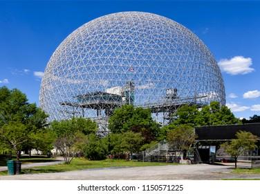 Montreal Biosphere Dome - Canada