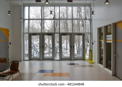 MONTREAL, CANADA -20 APRIL 2016- HEC Montreal (Ecole des Hautes Etudes Commerciales de Montreal) is a business and management school affiliated with the Universite de Montreal.