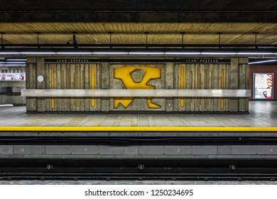 Metro De Montreal Images, Stock Photos & Vectors | Shutterstock