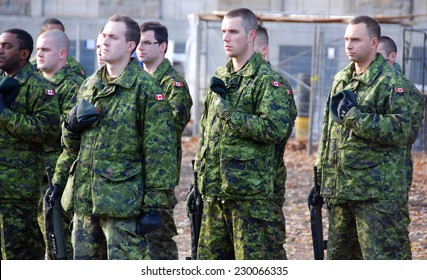 Canadian Military Uniforms Images, Stock Photos & Vectors | Shutterstock