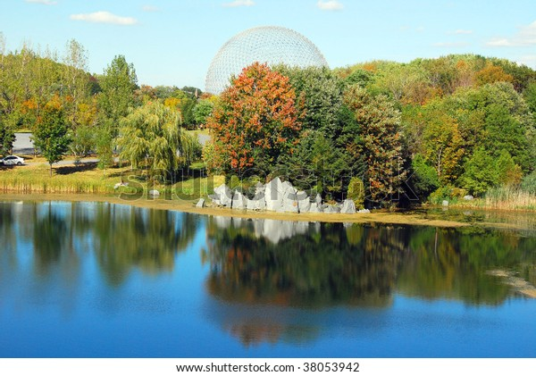 Montreal Jean Drapeau park