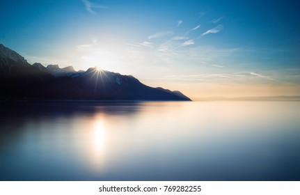 Montreux, Switzerland, Europe