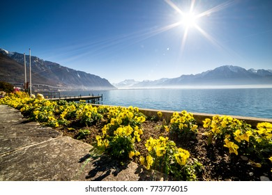 Montreux, Switzerland, Europe