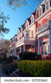 Monument Avenue is a historic district in Richmond, Virginia