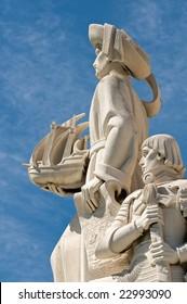 Monument to the Discoveries (Padrao dos Descobrimentos)