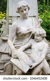 Monument to Dr. Gregorio Rafael da Silva de Almeida. Portugal.