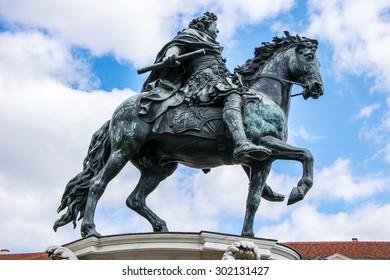 Monument of German Emperor