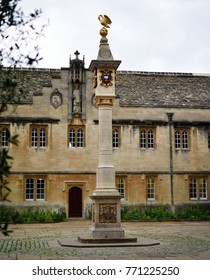 Monument in Oxford