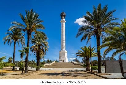 Monument of Santa Maria La Rabida , Huelva