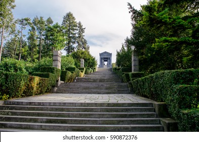 Monument to the Unknown Soldier from World War I on Avala, Belgrade - Serbia