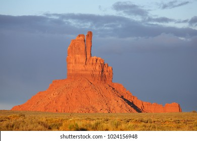 monument valley butte formation