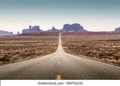 Monument Valley (Forrest Gump Point)