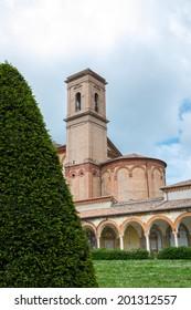 The monumental graveyard of Ferrara city