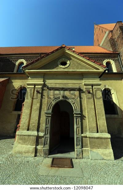 Monuments Sroda Slaska, Poland