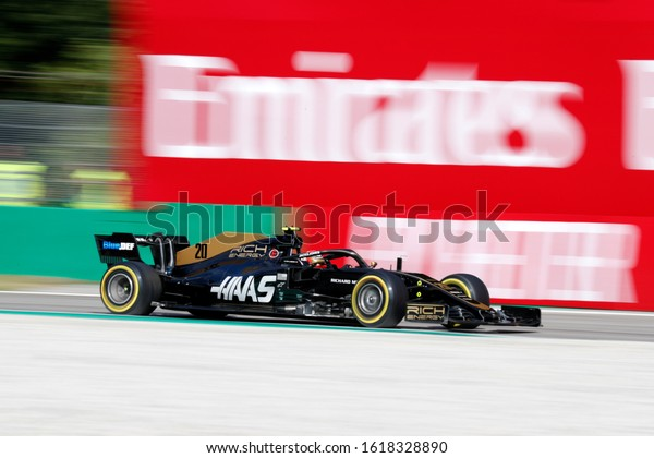 Monza Italy 8th September 2020 Formula Sports Recreation Stock Image 1618328890