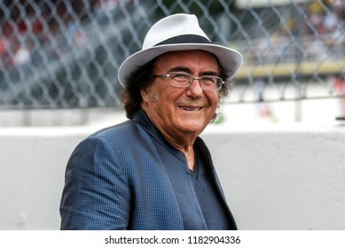 Albano Carrisi Images Stock Photos Vectors Shutterstock