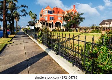 Moody Mansion - Galveston Texas