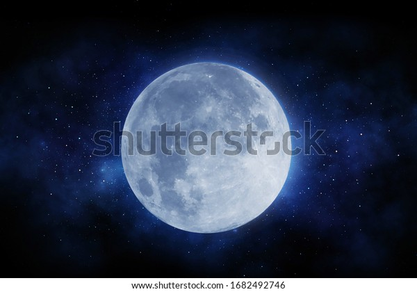 The Moon and deep space