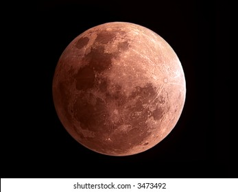 Moon eclipse May 4 2004