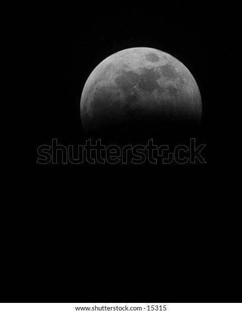 Moon Phase closeup