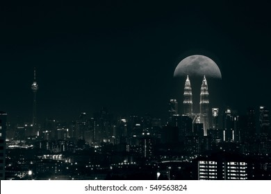Moon Phases / The Moon is an astronomical body that orbits planet Earth, being Earth's only permanent natural satellite. It is the fifth-largest natural satellite in the Solar System